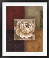 Beautiful as Peonies I Framed Print