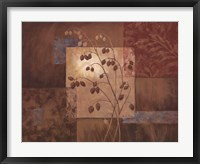 Meadow in Memory II Framed Print