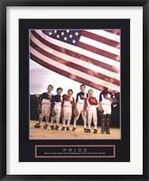 Framed Pride - Flag