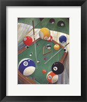 Framed Billiards II