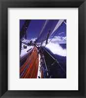 Framed Starboard Spray