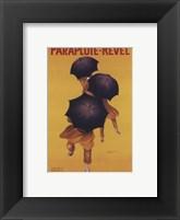 Parapluie-Revel Framed Print