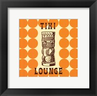 Framed Tiki Lounge