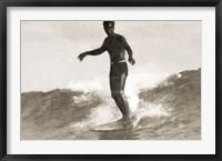 Framed Waikiki, 1931