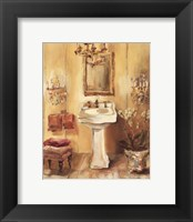 Framed French Bath III