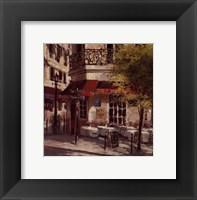Framed Corner Caf