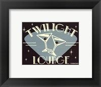 Framed Twilight Lounge