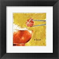 Framed Seafood Rice