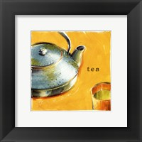 Framed Green Leaf Tea
