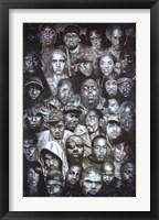 Framed Hip Hop