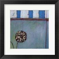Framed Flower 1