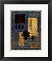 Framed Leaves of Grass 2