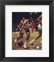 Framed Walt Frazier
