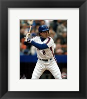 Framed Gary Carter