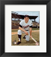 Framed Harmon Killebrew