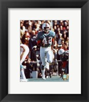 Framed Paul Warfield - Action
