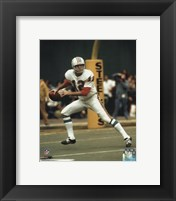 Framed Bob Griese - Prepare to pass