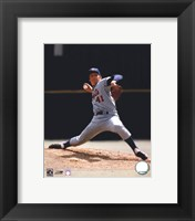 Framed Tom Seaver - Ball in hand