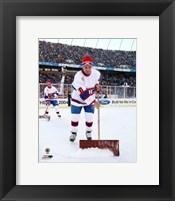 Framed Guy Lafleur - 2003 Heritage Classic