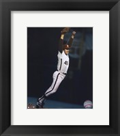 Framed Tug McGraw - World Series last out celebration