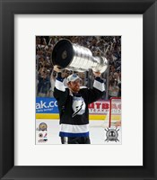 Framed Brad Richards - '04 Stanley Cup (#03)
