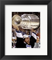 Framed Martin St. Louis - '04 Stanley Cup (#06)