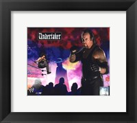 Framed Undertaker - #238
