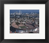Framed Orange Bowl - (University of Miami)