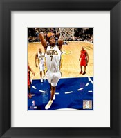 Framed Jermaine O'Neal - '05 / '06 Action