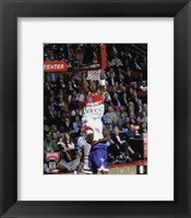Framed Kobe Bryant - `06 ASG / Action