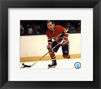 Framed Guy Lafleur - Action