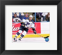 Framed Dallas Drake - '05 / '06 Away Action