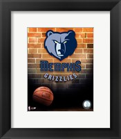 Framed Grizzlies - 2006 Logo