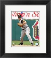 Framed Jack Wilson - 2006 Fielding Action