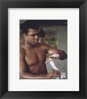 Framed Muhammad Ali / #16