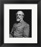 Framed Portrait of General Robert E. Lee (#3)