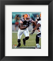 Framed Kellen Winslow Jr - '06 / '07 Action
