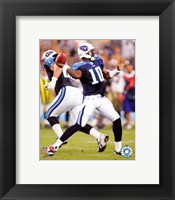 Framed Vince Young - '06 / '07 in action
