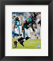 Framed Mike Peterson - '06 / '07 Action