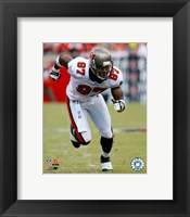 Framed Simeon Rice - '06 / '07 Action