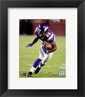 Framed Troy Williamson - '06 / '07 Action