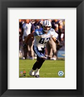 Framed Drew Bennett - '06 / '07 Action