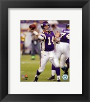 Framed Brad Johnson - '06 / '07 Action