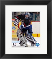 Framed Roberto Luongo- '06 / '07 Home Action