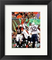 Framed T.J. Houshmandzadeh - '06 / '07 Action