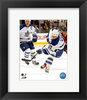 Framed Tomas Kaberle - '06 / '07 Away Action