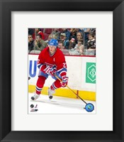 Framed Alex Kovalev - '06 / '07 Home Action
