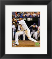 Framed Jose Reyes - 2006 NLCS Game 6 / Swing