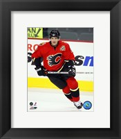 Framed Stephane Yelle - '06 / '07 Home Action