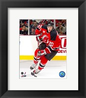 Framed Jay Pandolfo - '06 / '07 Home Action